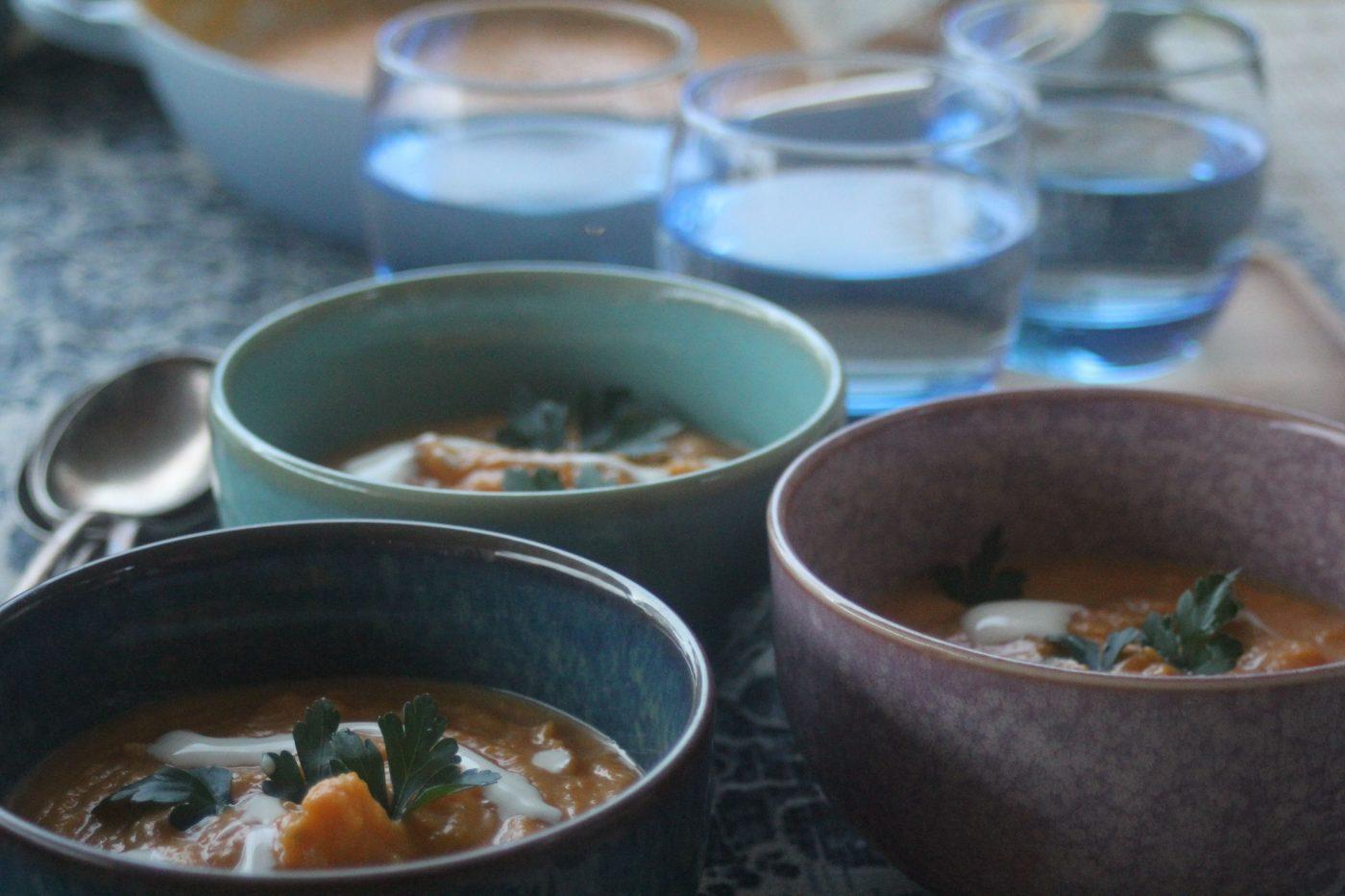 My Nana\'s best ever Pumpkin soup | Relish Mama