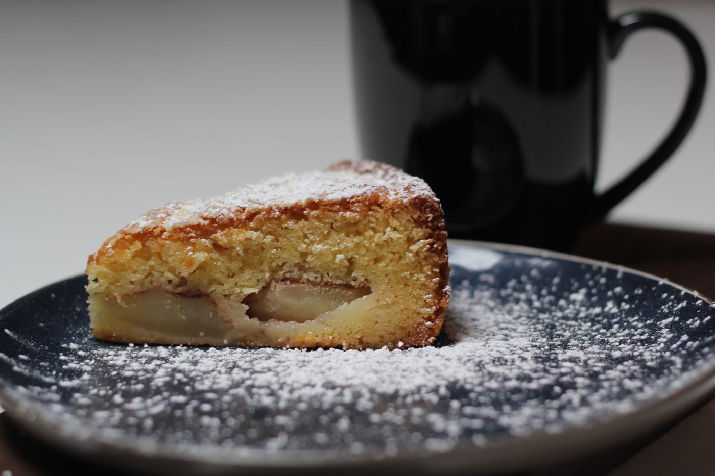 Mama S Cake Recipe Italian: Italy Inspired Plum And Pear Cake