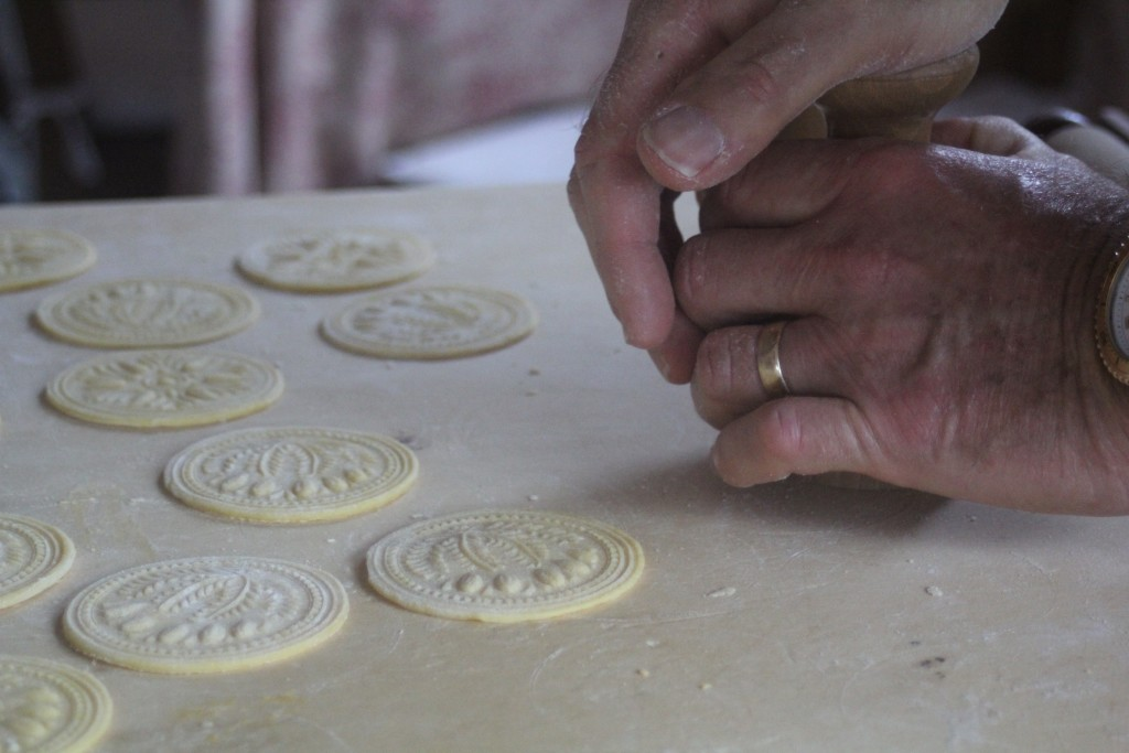 Croxetti stamp / pasta