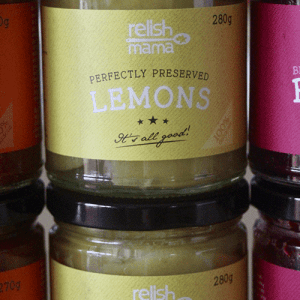 Preserved lemons by Relish Mama