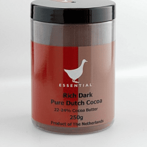 Rich Dark Pure Dutch Cocoa