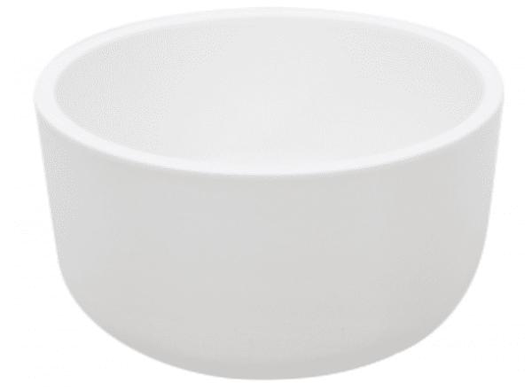 Sienna Dip Bowl White Matte