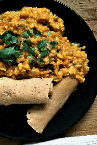 The Vegan plate (also gluten free)