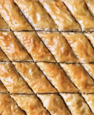 Baklava and so much more