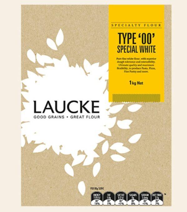 Laucke Type 00 flour