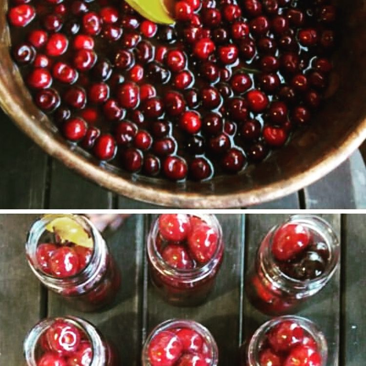 Preserving & pickling in Summer and for Christmas with Caroline Gray