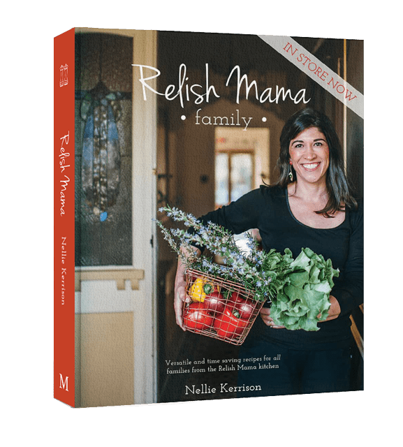 Relish Mama Cookbooks
