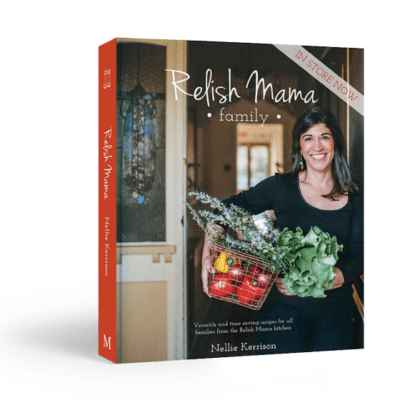Relish Mama cookbook